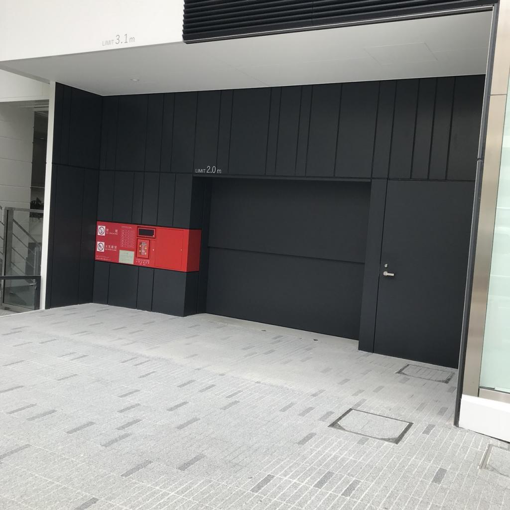 PARKWAY SQUARE3の駐車場